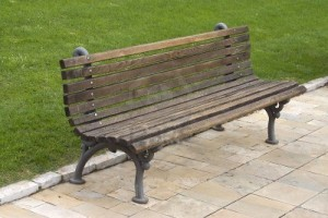 2247299-empty-bench-in-a-public-park